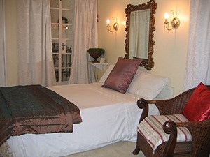 Self Catering Flat | Ann's Cottage | Bedroom (43M²)